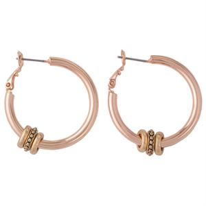 Picture of Ella Rose Gold Earrings