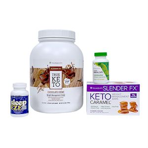 Picture of Keto 90 Chocolate Creme Better Health Challenge Pak
